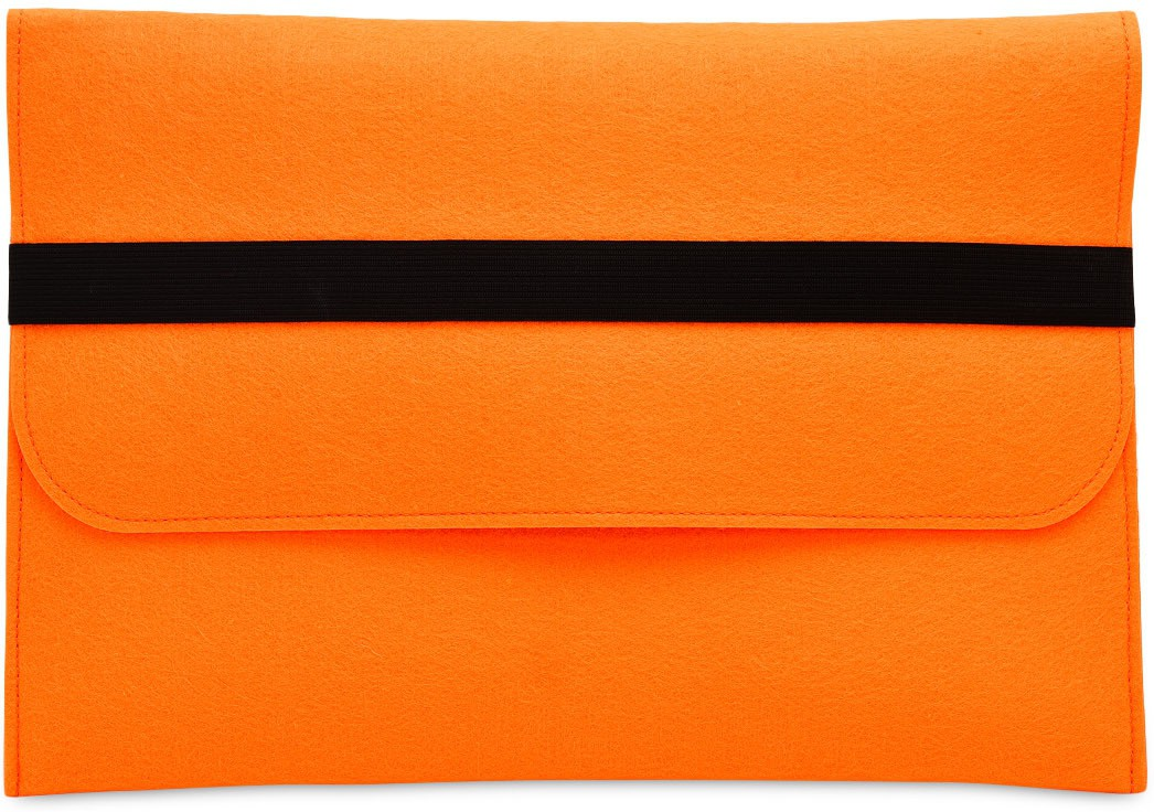 femnmas 13 inch Sleeve/Slip Case(Orange)