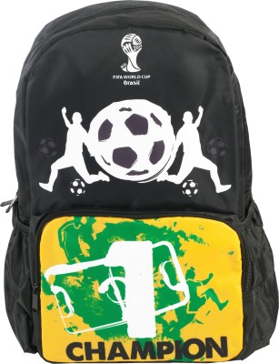 FIFA 15 inch Laptop Backpack(Black)