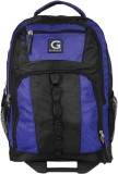 Giordano 15 inch Laptop Strolley Bag (Bl...