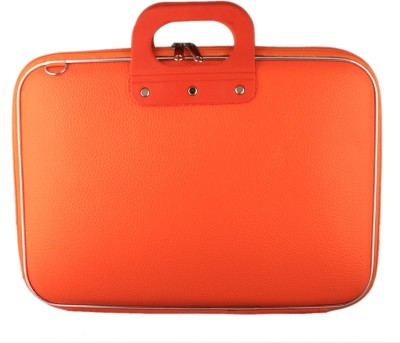 Trinity 11 inch Laptop Tote Bag(Orange 003)