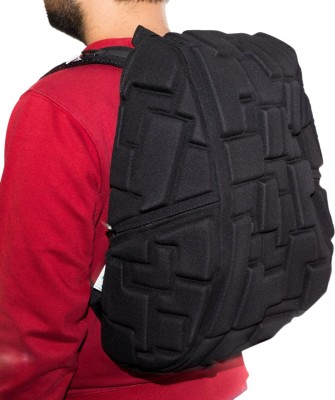 Essot Tetris Design Shock Absorbing Oxford Material 15 inch Laptop Backpack