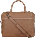 Justanned 10 inch Laptop Backpack (Tan)