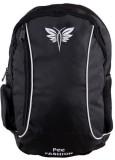 Pee Fashion 18 inch Laptop Backpack (Bla...