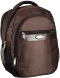 Top Gear 15 inch Laptop Backpack (Brown)