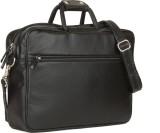 Kosher 15 inch Laptop Messenger Bag (Bla...