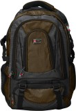 Moladz 16 inch Laptop Backpack (Brown)