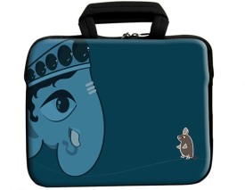 Theskinmantra 13 inch Expandable Sleeve/Slip Case
