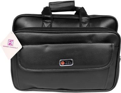 Fashion Knockout 15 inch Expandable Laptop Messenger Bag