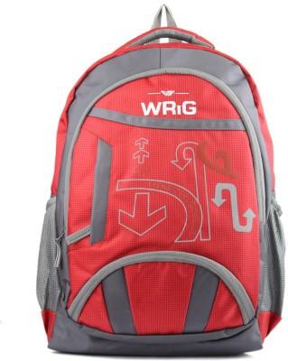 WRIG WBP-006 Red 20 L Backpack