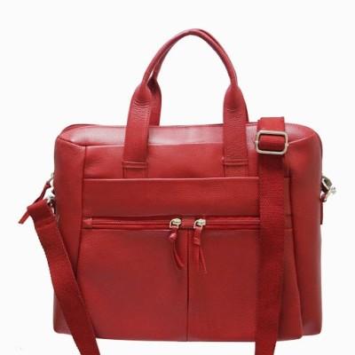 Jeane Sophie 13 inch Laptop Messenger Bag