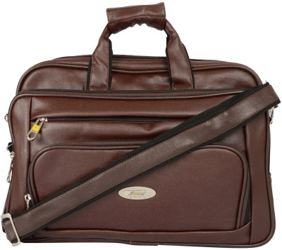 Fancy 15.6 inch Laptop Messenger Bag