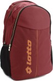 Lotto 12 inch Laptop Backpack (Maroon)