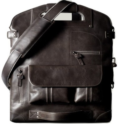 The Cobbleroad 17 inch Laptop Messenger Bag