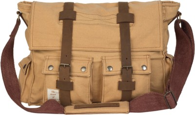 The House of Tara 15 inch Laptop Messenger Bag