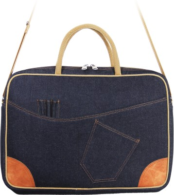 Jeansi 15 inch Laptop Messenger Bag
