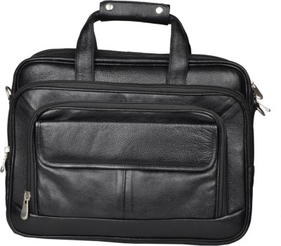 Bag Jack 16 inch Expandable Laptop Messenger Bag