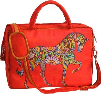 Swayam 15 inch Laptop Messenger Bag