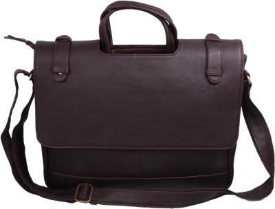 Alishaan 15 inch Laptop Messenger Bag
