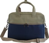 Mohawk 14 inch Laptop Messenger Bag (Blu...