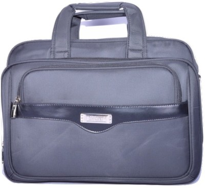 Roshan 16 inch Expandable Laptop Messenger Bag