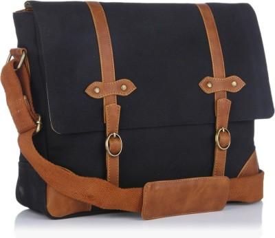 Louise & Harris 13 inch Laptop Messenger Bag