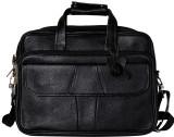 RLE 16 inch Laptop Messenger Bag (Black)