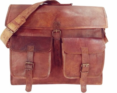 Craft World 13 inch Laptop Messenger Bag