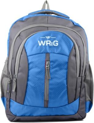 WRIG WBP-011 Blue 20 L Backpack