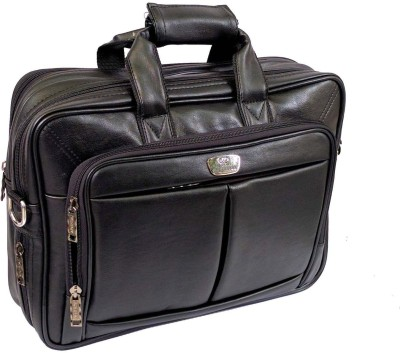AYS 15.6 inch Expandable Laptop Messenger Bag