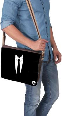 Nutcase 14 inch Laptop Messenger Bag