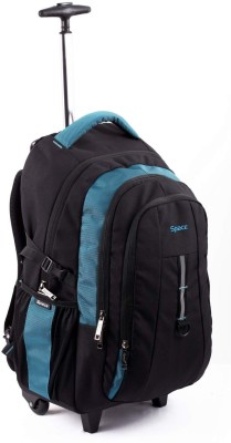 Space 15.6 inch Trolley Laptop Strolley Bag