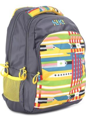 Wildcraft Laptop Backpack(Grey)