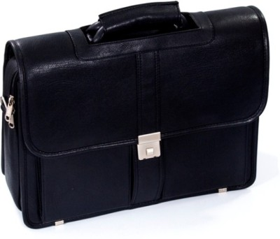 Leathers18 15 inch Expandable Laptop Case