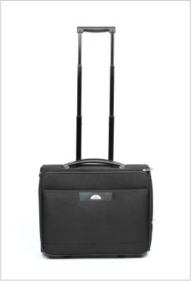 Kara 14 inch Expandable Trolley Laptop Strolley Bag