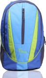 F Gear 15 inch Laptop Backpack (Blue, Gr...
