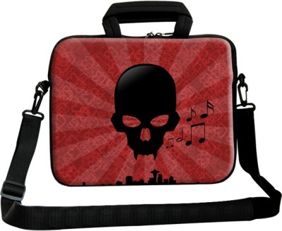 Theskinmantra 15 inch Laptop Messenger Bag(Multicolor) at flipkart