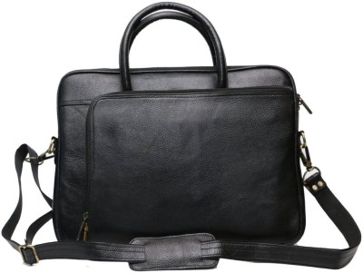 Leather Bags & More... 15.6 inch Laptop Messenger Bag