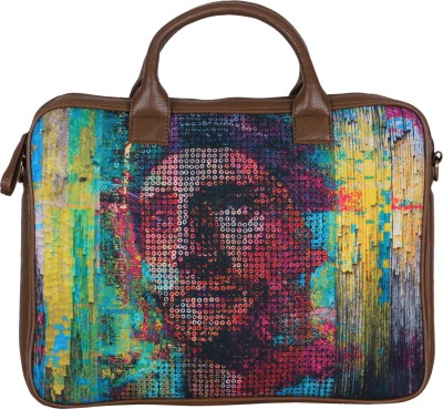 Kanvas Katha 15.6 inch Laptop Messenger Bag