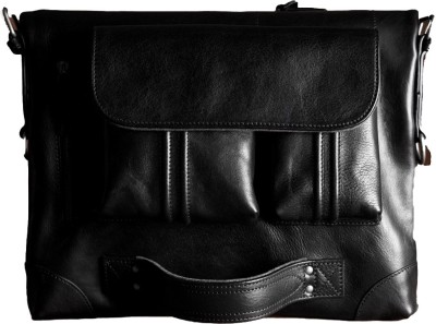 The Cobbleroad 15 inch Expandable Laptop Messenger Bag