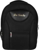 Da Tasche 15.6 inch, 15 inch, 16 inch, 17 inch, 14 inch, 13 inch, 12 inch Laptop Backpack(Black) best price on Flipkart @ Rs. 1280