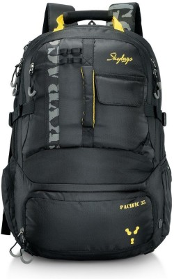Skybags Pacific 35 Black 35 L Laptop Backpack