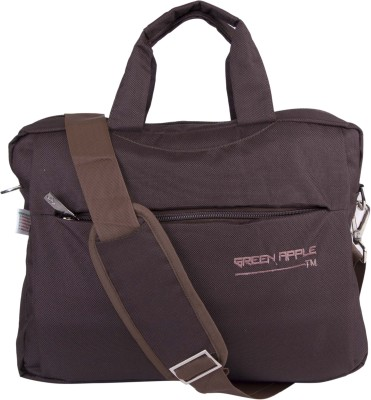 Green Apple 11 inch Laptop Messenger Bag