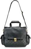 Kosher 15 inch Laptop Tote Bag (Black)