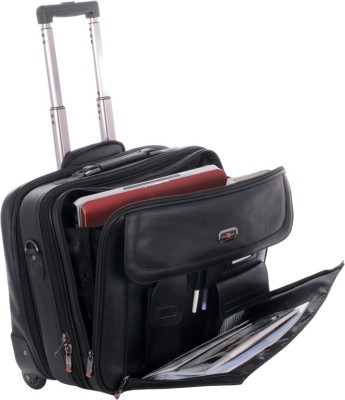 Moladz 17 inch Trolley Laptop Messenger Bag
