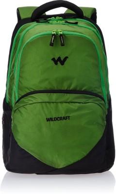 Wildcraft Lih Green Backpack