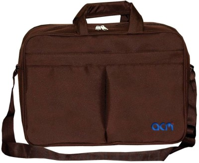 ACB 16 inch Laptop Messenger Bag(Brown)