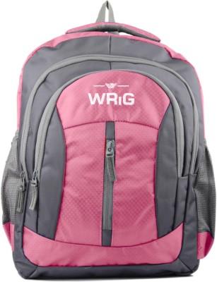 WRIG WBP-012 Pink 20 L Backpack