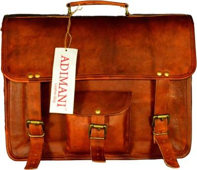 Adimani 15 inch Laptop Messenger Bag