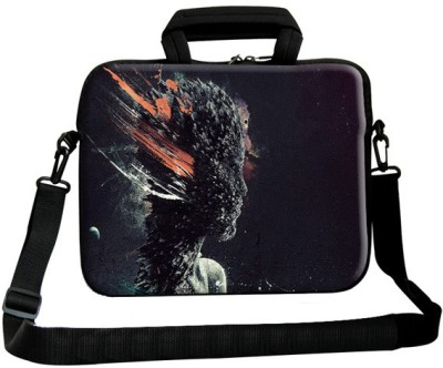 Theskinmantra 11 inch Laptop Messenger Bag