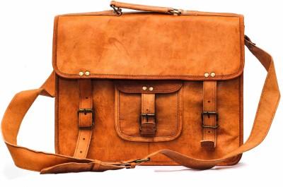 craftelephant 15 inch Laptop Messenger Bag